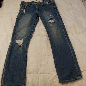 Abercrombie & Fitch Skinny Jean Sz 25/0